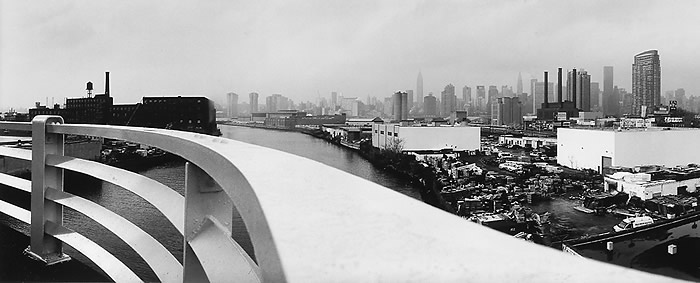 View of Newtown Creek
